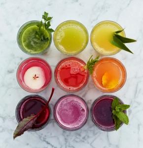jus fruits
