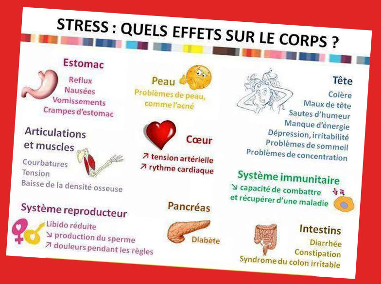 Stress effets